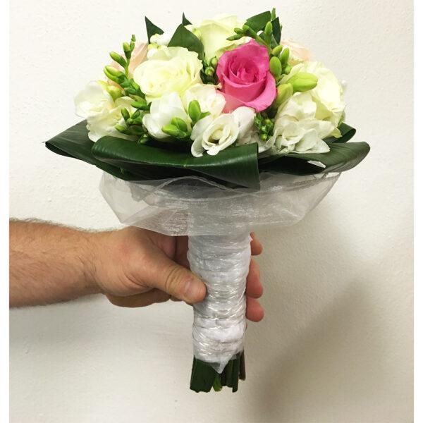 Jemná svadobná kytica