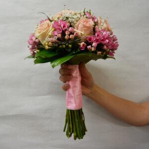 Ružová nevestička